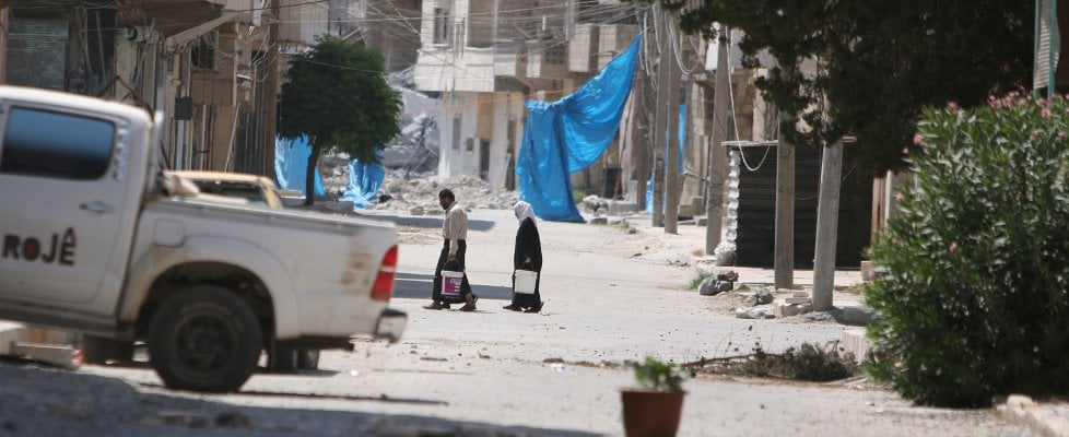 """Siria, allarme Onu: """"Aleppo, in 2 milioni di persone senza acqua e luce"""""""