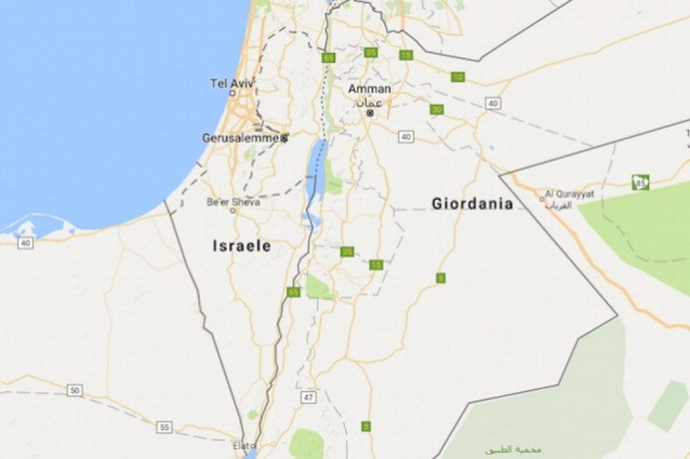 Palestina rimpiazzata da Israele, proteste contro Google Maps