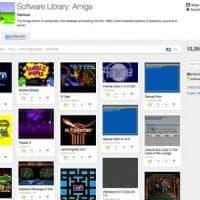 Il ritorno di Amiga: 10mila titoli per giocare su browser