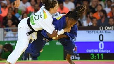 """Judo, il pianto della Gwend: """"E' un'ingiustizia, dovevo vincere per squalifica"""""""