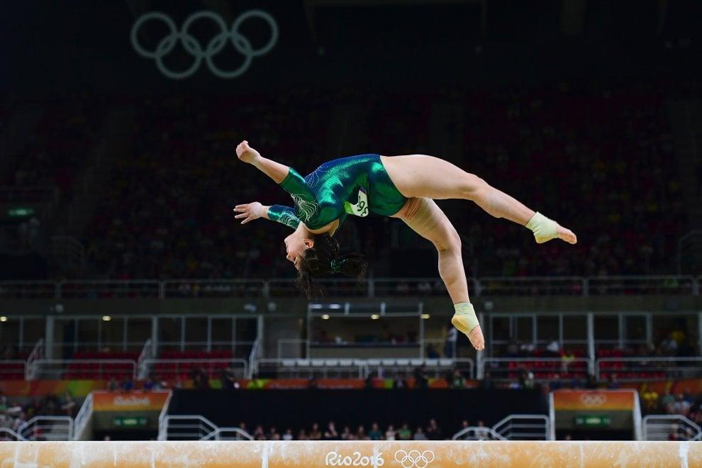 Rio 2016, offese al fisico della ginnasta: su Twitter solidarietà all'atleta messicana
