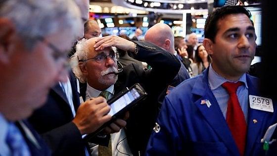 Borse europee chiusure deboli. Nuovo minimo storico per l'asta Bot