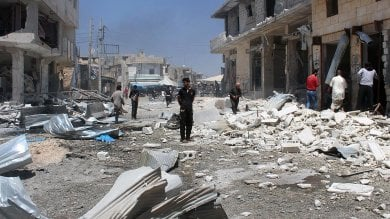 """Aleppo, l'appello di Medici senza frontiere: """"Situazione umanitaria disastrosa"""""""