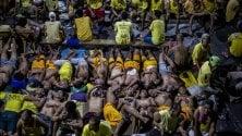 Crampi, infezioni e corpi ammassati: l'inferno dantesco del carcere di Manila