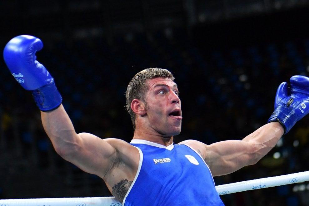 """Rio 2016, Clemente Russo eliminato attacca i giudici: """"E' uno schifo"""""""
