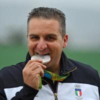 Rio 2016, argento per Innocenti nel tiro a volo: è la decima medaglia italiana