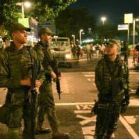Brasile, a Rio attaccata una pattuglia: due militari feriti, uno è grave