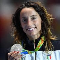Rio 2016, Di Francisca argento nel fioretto: e sventola bandiera europea contro il terrorismo