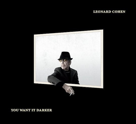 Leonard Cohen è inarrestabile, 'You Want It Darker' è il nuovo disco