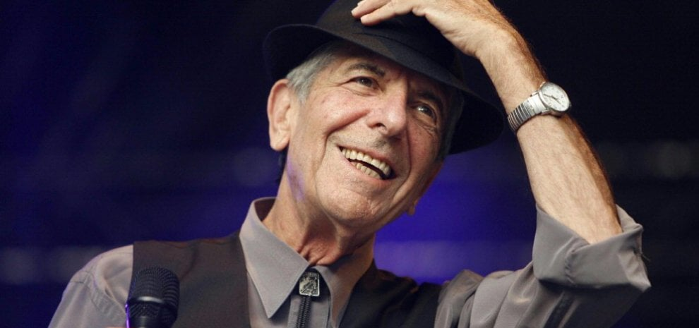 Leonard Cohen è inarrestabile, 'You Want It Darker' è il nuovo disco