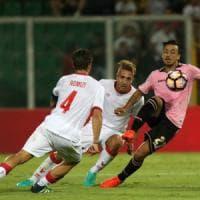 Coppa Italia: Palermo al 121' sul Bari, Genoa fatica col Lecce, facile per il Bologna