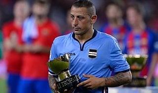 """Sampdoria, Giampaolo: """"Cassano fuori rosa? Decide la società"""""""