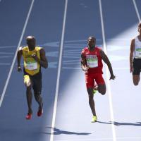 Rio 2016, Bolt si qualifica in scioltezza per le semifinali dei 100 metri