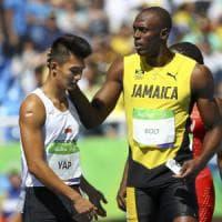 Atletica, Bolt scatena l'entusiasmo: in semifinale passeggiando