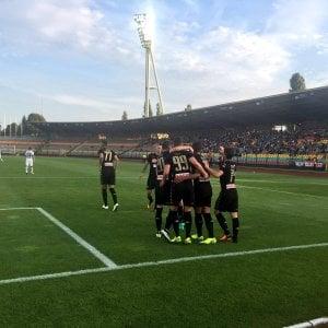 Napoli, poker nel test con l'Hertha. Brilla Milik, gol e assist