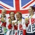 Ciclismo su pista, inseguimento a squadre: Gb oro a colpi di record