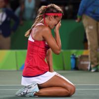 Rio 2016, storico oro a Puig nel tennis: è la prima medaglia per Porto Rico
