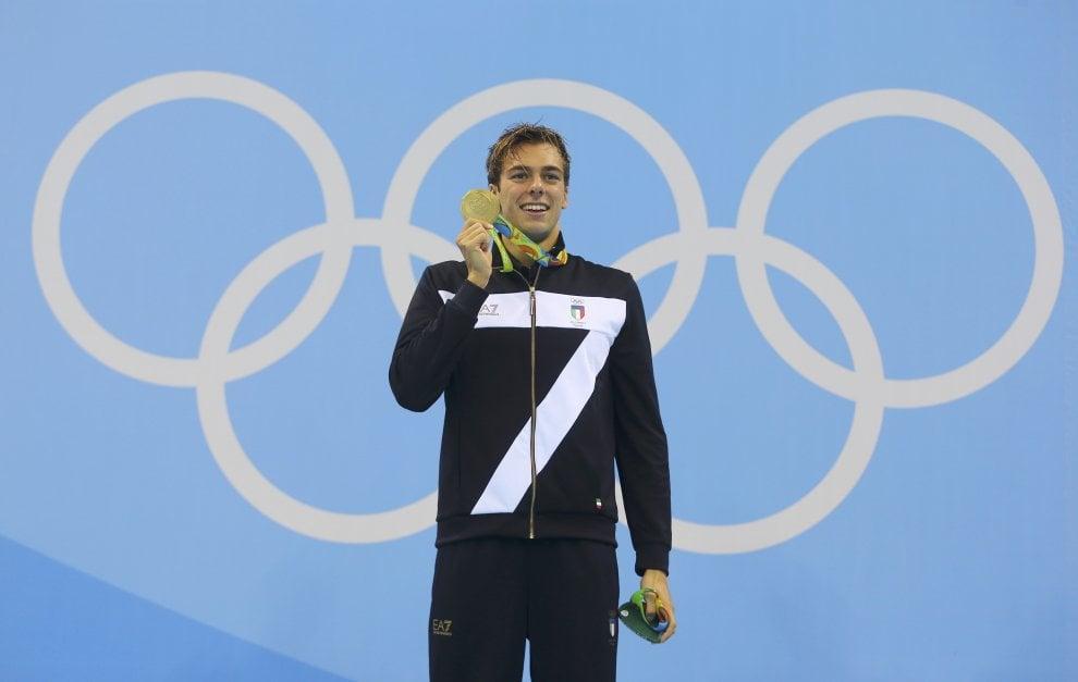 Rio 2016, trionfo Paltrinieri: domina i 1500 m stile libero ...
