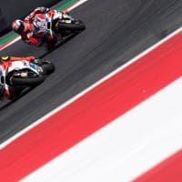 MotoGp: impennate e saluti, la gioia di Iannone per la vittoria al Gp d'Austria