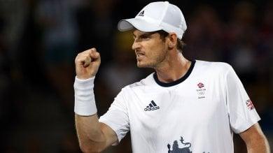 Tennis, Murray vince l'oro: è il bis dopo Londra 2012