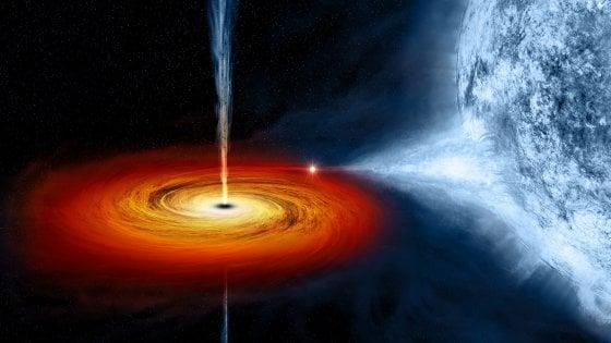 Studio: i buchi neri non sono senza fondo:  verso la conferma l'ipotesi di Hawking