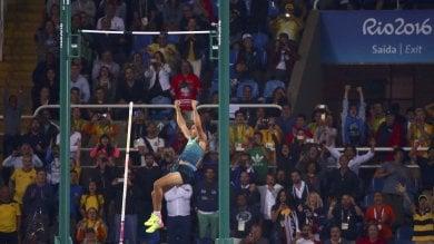 Thiago Braz, Brasile in delirio   Lavillenie  perde e piange sul podio