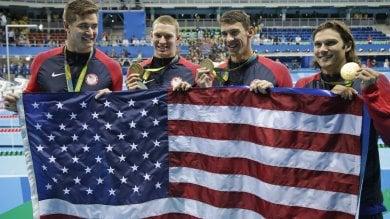 """Phelps incorona Paltrinieri: """"E' incredibile, farà il record nei 1500"""""""