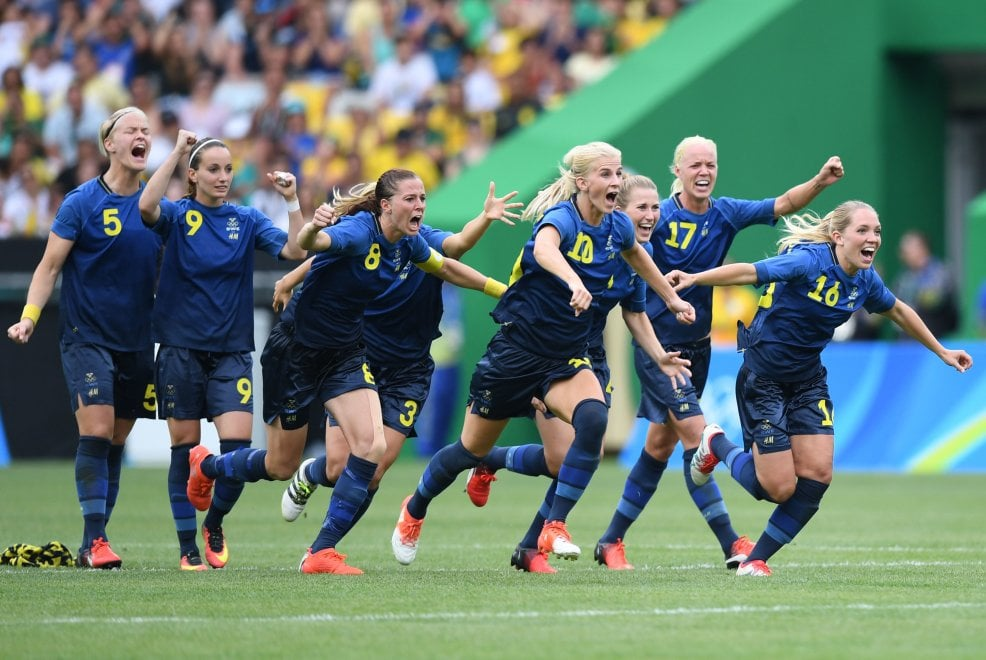 Rio 2016 dramma brasile nel calcio femminile eliminato for Olimpici scandinavi
