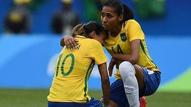 Marta e il Brasile femminile ko Svezia in finale con la Germania