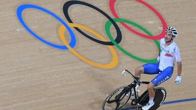 """Ciclismo, Viviani: """"Ora voglio il Mondiale su strada"""""""