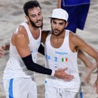 Beach volley, straordinari Nicolai-Lupo: è finale