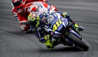 """MotoGp, Rossi: """"A Brno proverò a far meglio di Lorenzo"""""""