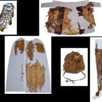 Pelli, berretto d'orso e marsupio: ecco come si vestiva (e cuciva) Ötzi