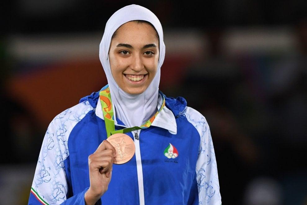 Rio 2016, prima medaglia per un'iraniana