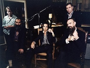 Nick Cave, un cd e un doc la cover di 'Skeleton Tree'