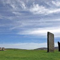 Gli antichi cerchi di pietra allineati con il Sole e la Luna