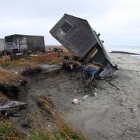 Villaggio Alaska minacciato da cambio clima, referendum: eschimesi dicono