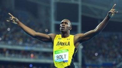 """Super Bolt fa il bis, domina i 200 """"Sono il più grande""""   foto"""