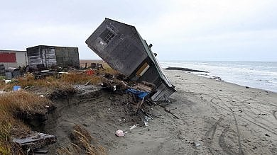 Villaggio Alaska minacciato da cambio clima, referendum: eschimesi dicono sì a spostamento