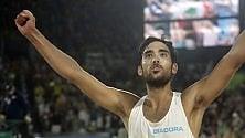 Daniele Lupo sarà il portabandiera dell'Italia alla cerimonia di chiusura