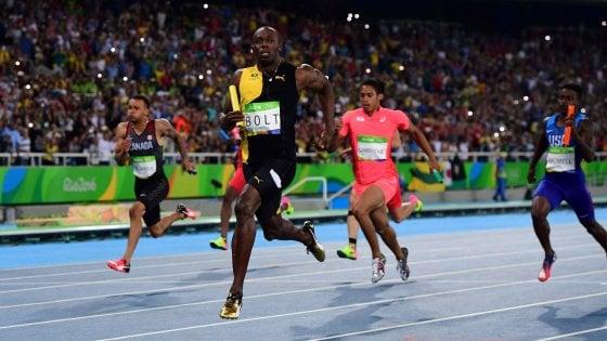 Atletica, Bolt da sogno: staffetta e terzo oro.