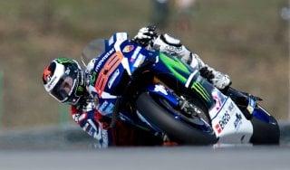 MotoGp, Brno: Lorenzo domina le terze libere, Iannone secondo