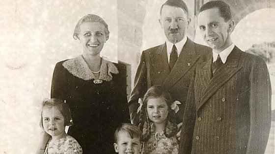 """Magda Goebbels, la """"nazista esemplare"""" era figlia di padre ebreo"""