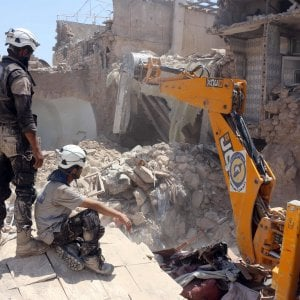 Siria, muore Alì, 10 anni, fratello di Omran icona delle stragi di Aleppo