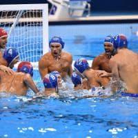 Pallanuoto, il Settebello vince il bronzo: battuto Montenegro