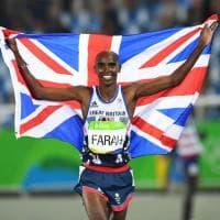 Rio 2016, doppietta di Mo Farah: dopo i 1000m, oro anche nei 5000m