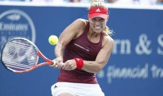 Tennis, Cincinnati: Kerber vola in finale, è a un passo dal trono mondiale