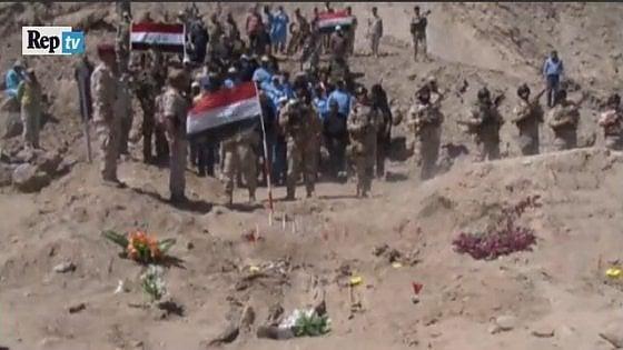 Iraq, impiccati 36 jihadisti condannati per il massacro di Camp Speicher