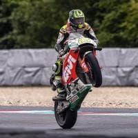 MotoGp, Crutchlow domina il Gp di Brno