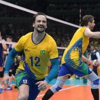 Volley, l'oro resta un tabù: l'Italia si arrende al Brasile